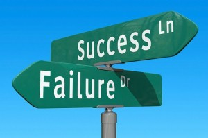 success versus failure