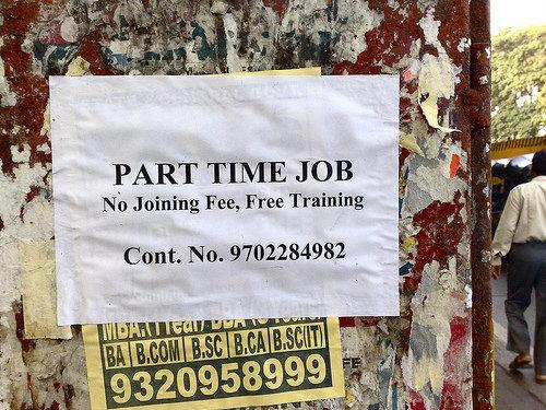 Side Hustling vs. a Part-time Job