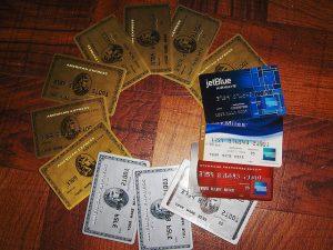 credit card rewards points