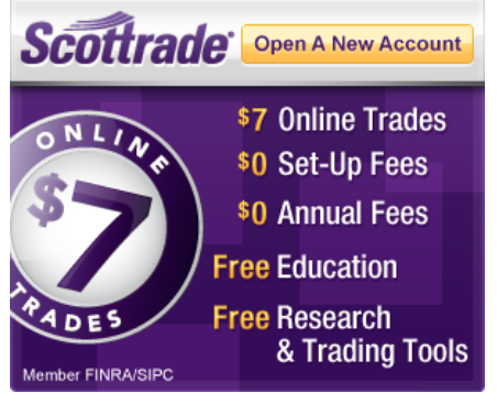 Scottrade Review: Get Up to $2,000 Cash Back!