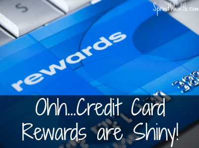 Credit Card Rewards Are Nice, But Don't Overdue It