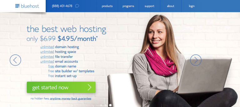 How to Start a Blog on BlueHost in Less Than 7 Minutes