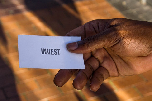 The One Thing You Don't Want To Do When Investing